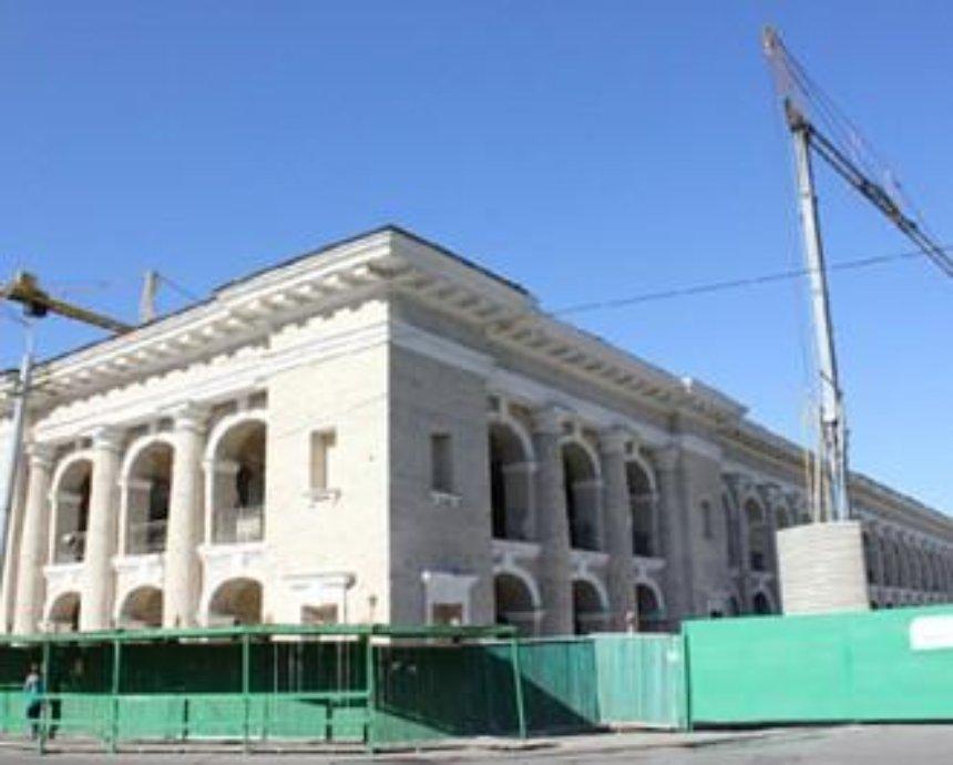 Суд отменил разрешение на реставрацию Гостиного двора
