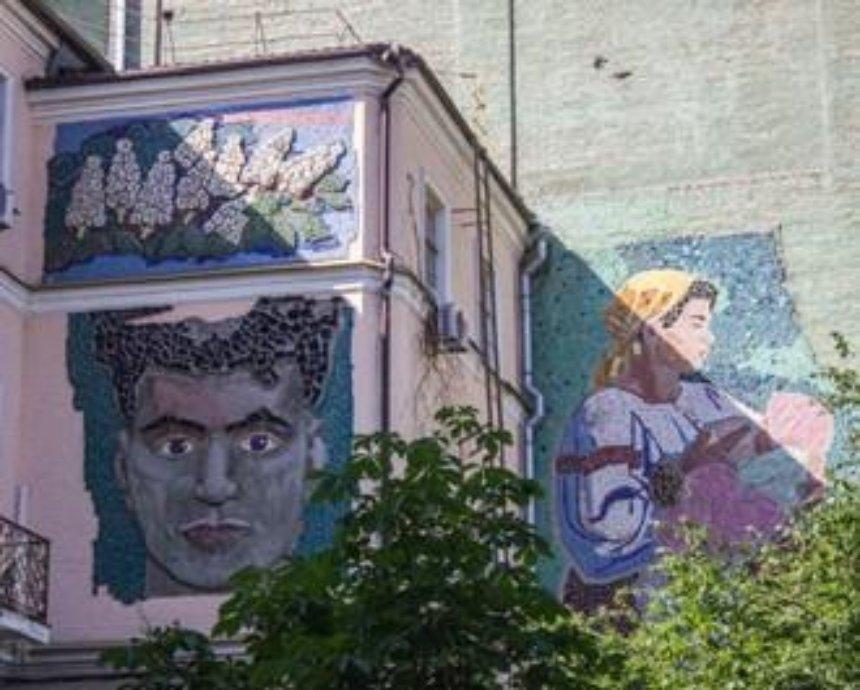 Сквотный двор: экскурсия по самому знаменитому киевскому сквоту – на Терещенковской
