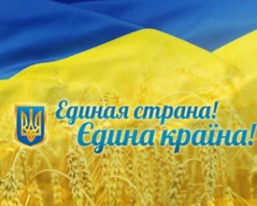 В районах Киева появятся патриотические цветочные клумбы