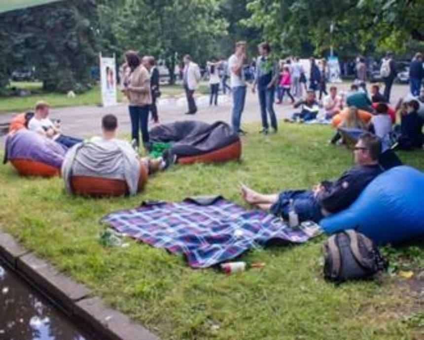 Пошла жара: где работать в Киеве на свежем воздухе