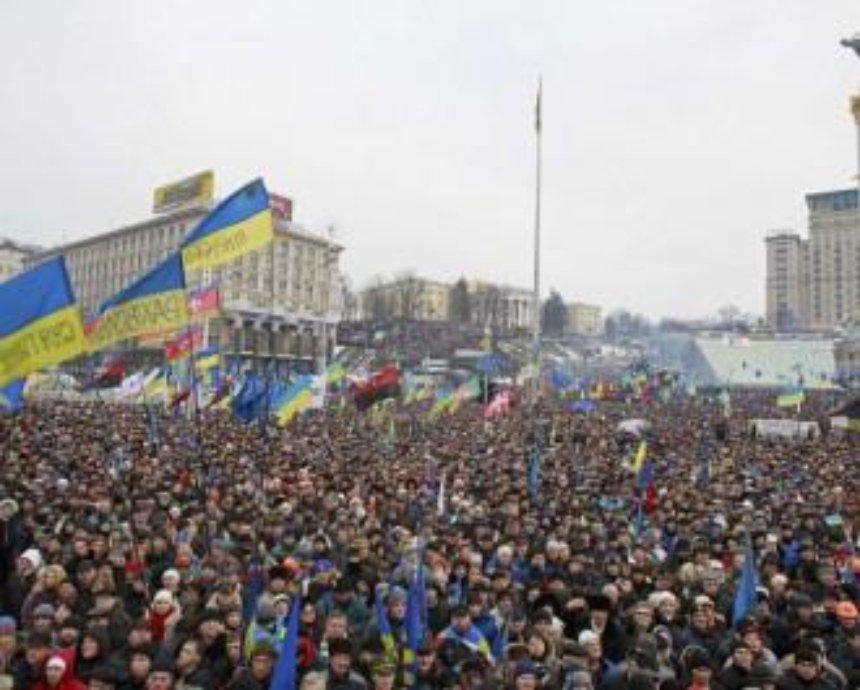 Майдан призвал правительство отчитаться за 100 дней работы