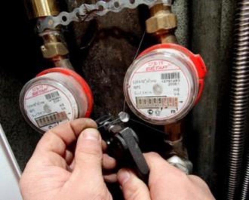 В Киеве будут проверять, как работают счетчики света и воды