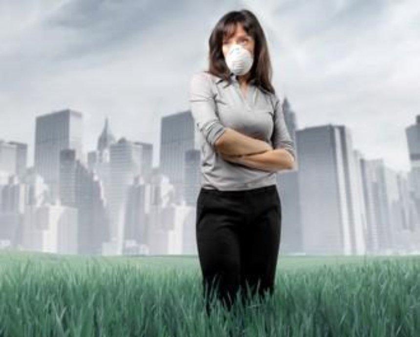 В СЭС заявили о загрязнении киевского воздуха