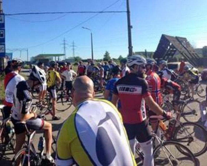 Безпечні тренування для велосипедистів під Києвом