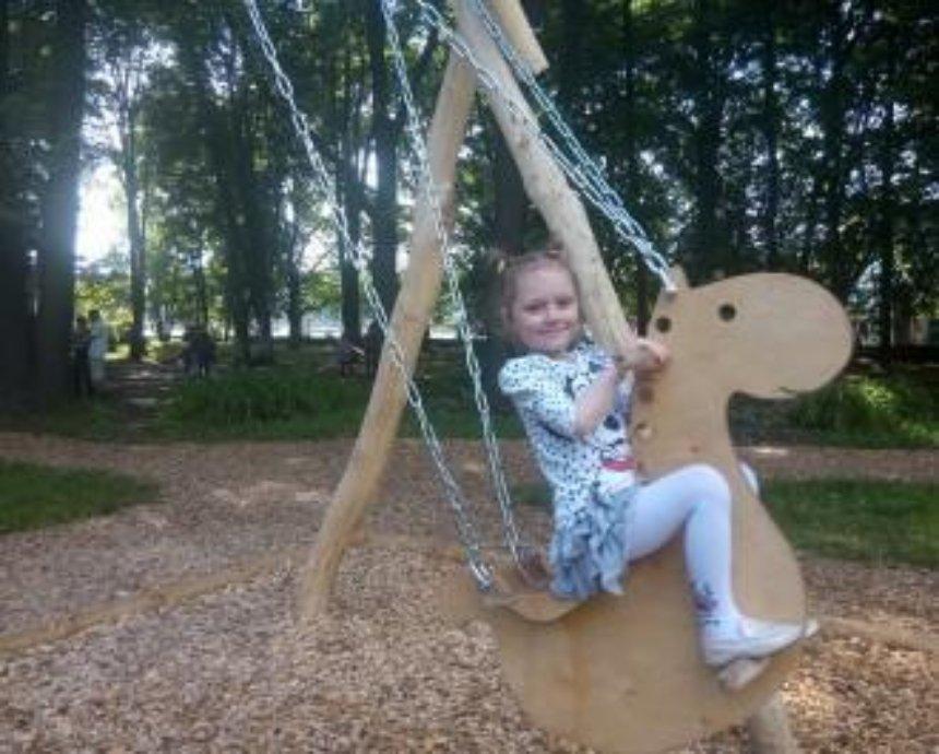 На ВДНХ открыли бесплатный для детей и платный для взрослых парк качелей (обновлено)