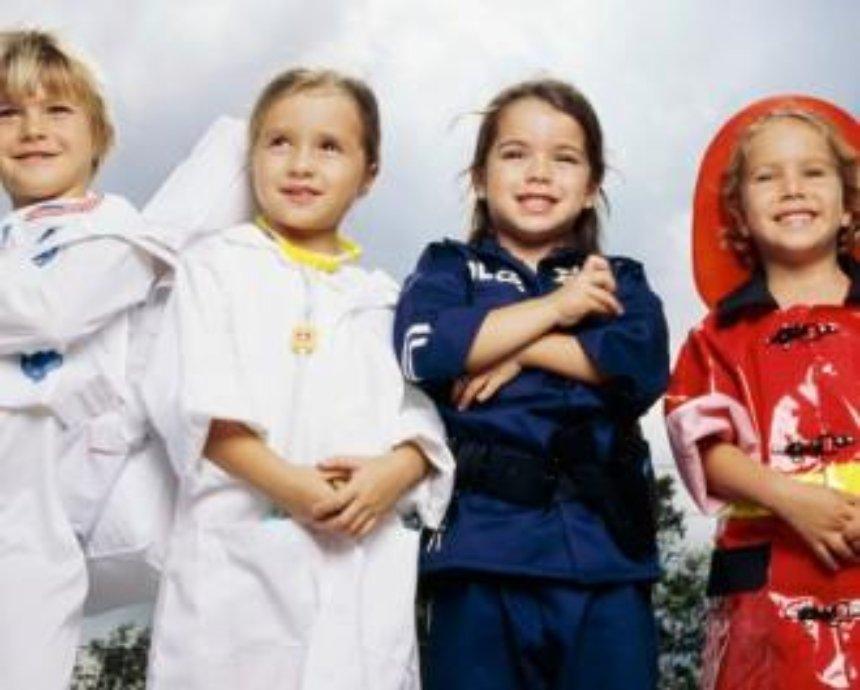 В Киеве  принимают на работу детей