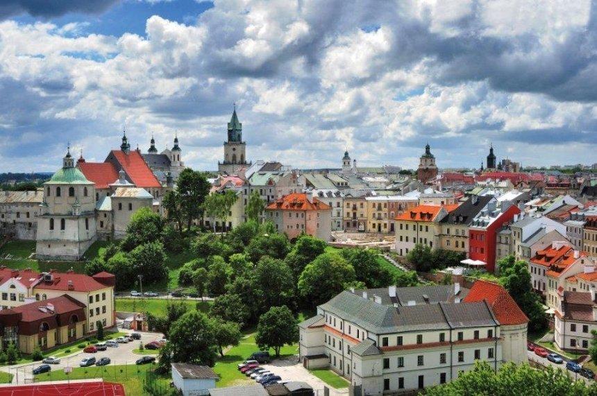 Из Украины запустят прямой поезд в Люблин