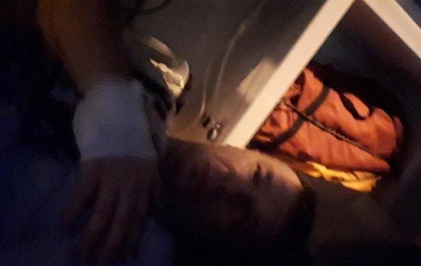 В Киеве с ножом напали на известного продюсера (фото)