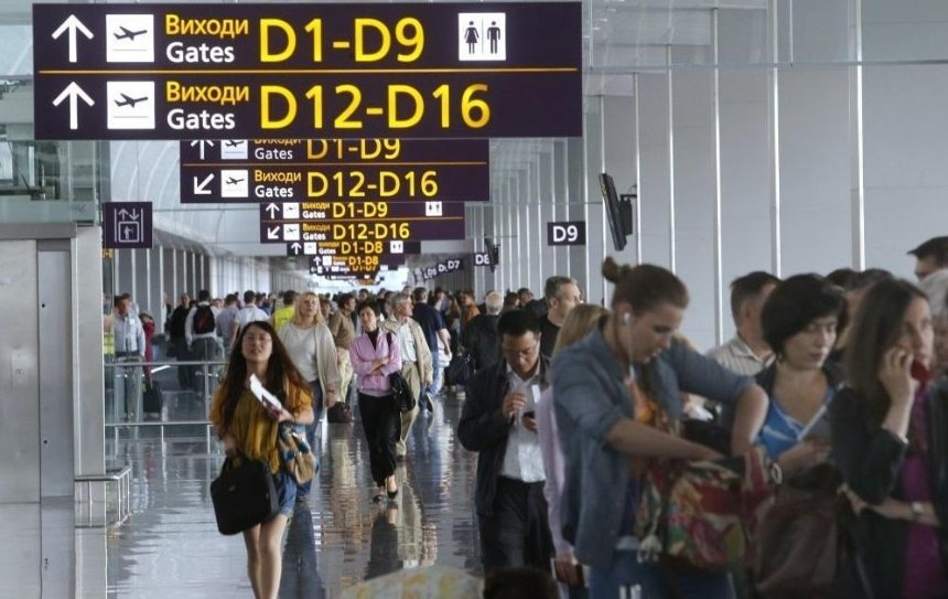 Отпуск откладывается: туристы второй день не могут вылететь из «Борисполя»
