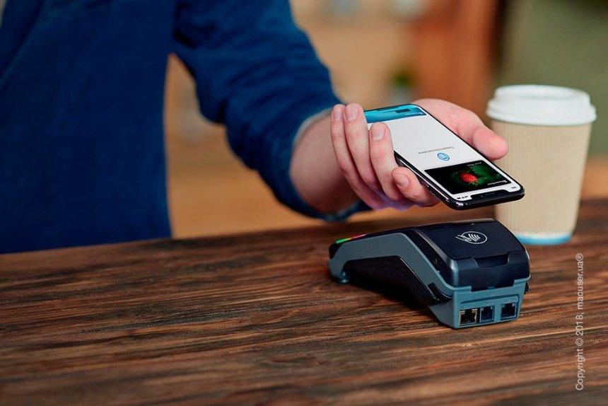 «ПриватБанк» дозволив клієнтам інших банків користуватися Apple Pay
