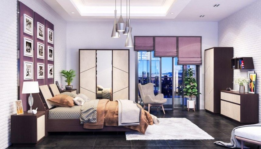 Как создать уютный дизайн вашей спальни