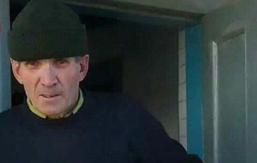 Помогите найти: под Киевом без вести пропал пожилой мужчина