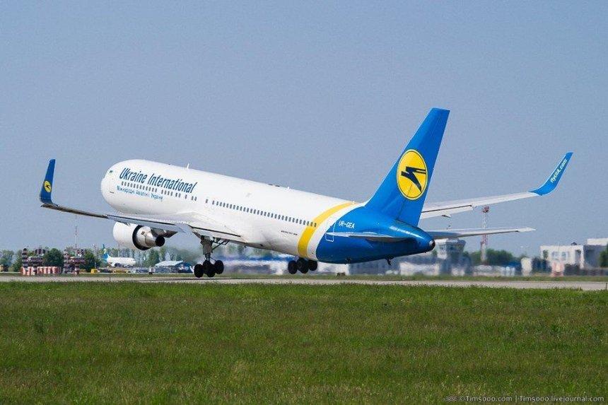 МАУ запускает прямой рейс из Киева в Канаду