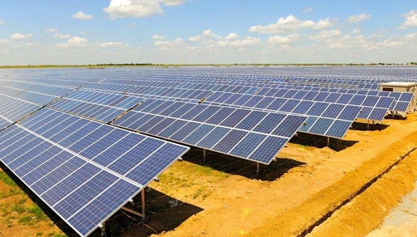 Испанская компания построит солнечную электростанцию под Киевом