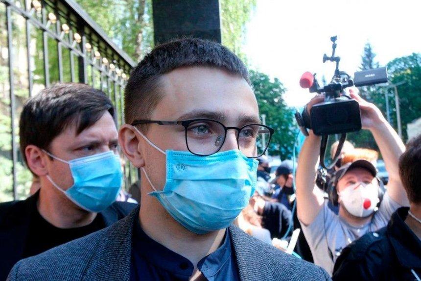 Сергея Стерненко хотят отправить под круглосуточный домашний арест
