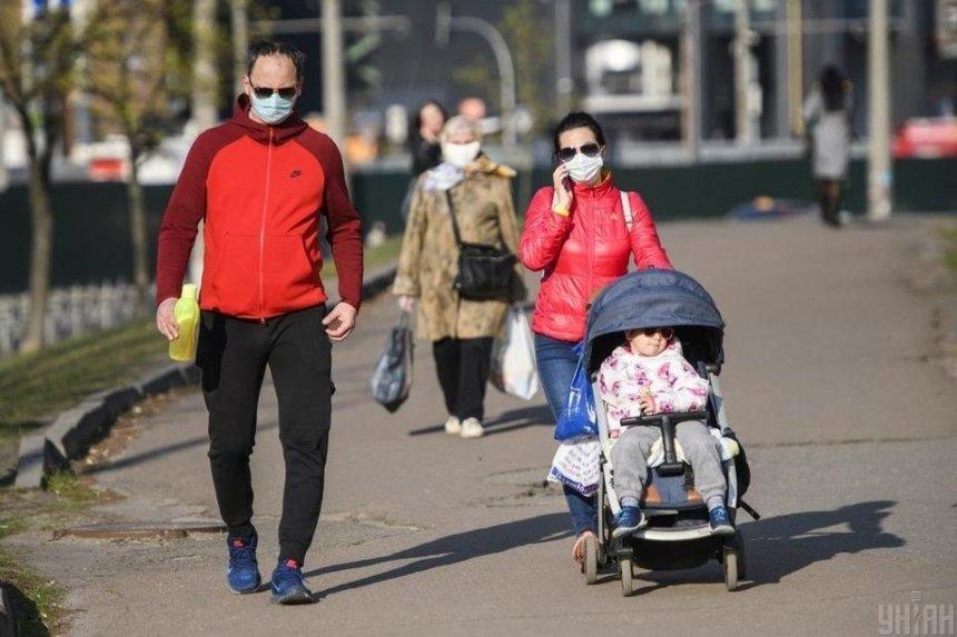 Киев и 12 областей не готовы к ослаблению карантина, — Минздрав