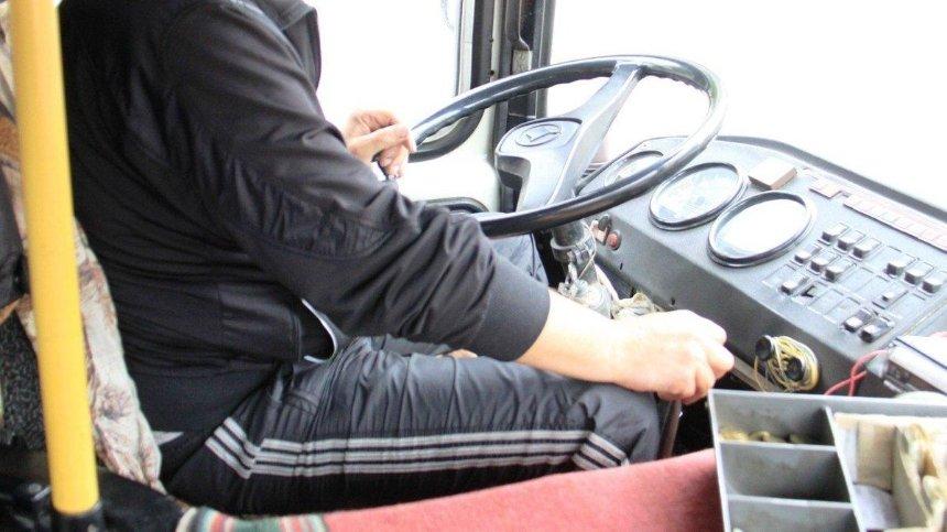 В Киеве лишенный прав водитель маршрутки возил пассажиров