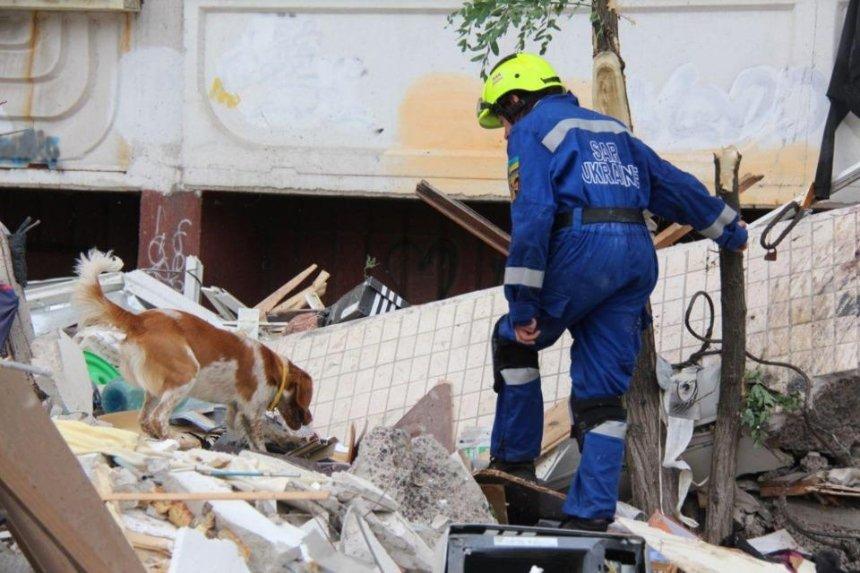 Взрыв дома на Позняках: спасатели нашли тело четвертого погибшего