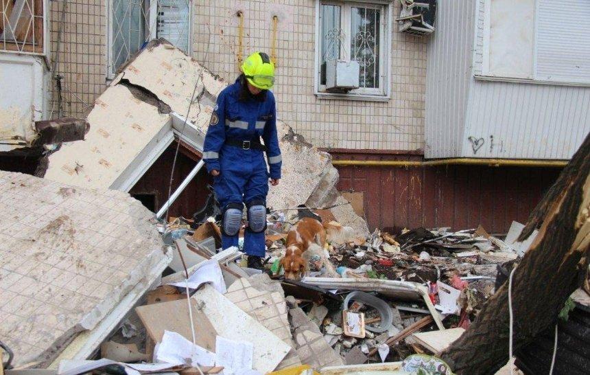Взрыв в доме на Позняках: правоохранители назвали основную версию следствия