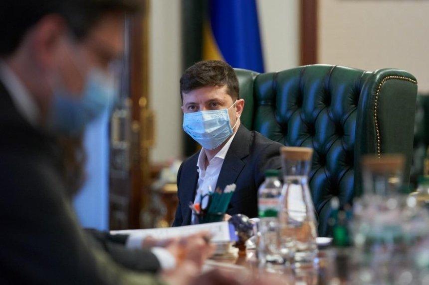 Коронавирус у жены президента: Зеленский перешел на «особый режим работы»