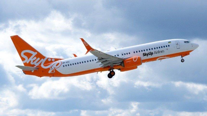 SkyUp возобновляет внутренние рейсы по Украине: куда будет летать