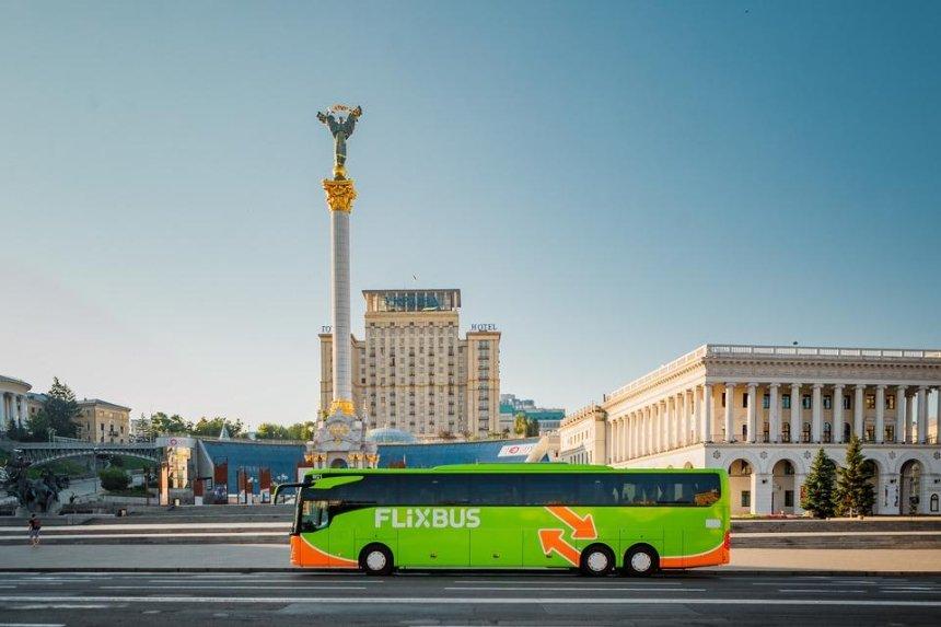 Автобусный лоукостер FlixBus возобновил международные маршруты из Украины