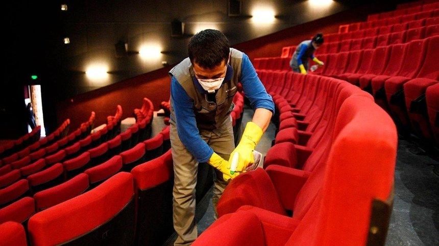 Кинотеатры заработают не раньше июля, — Минкульт