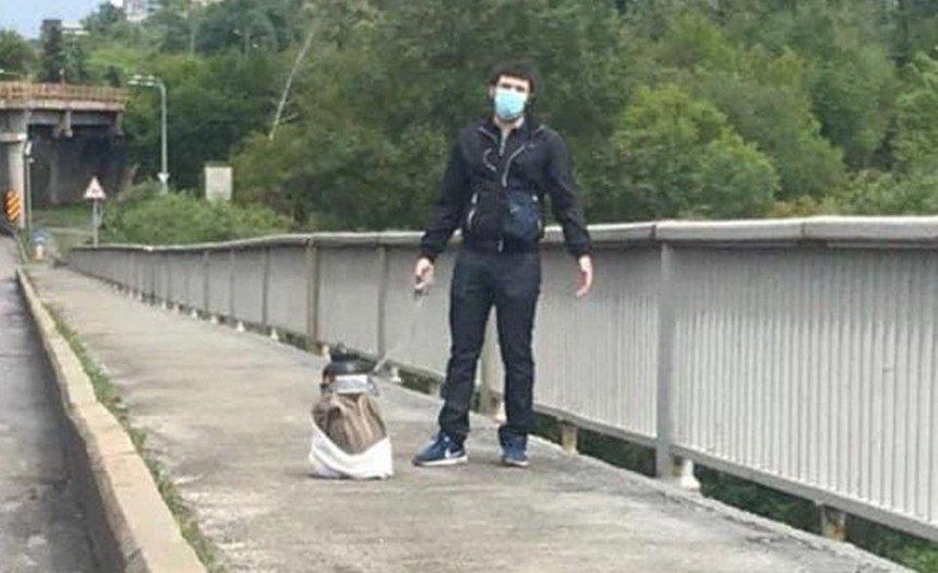 «Минеру» моста Метро сообщили о подозрении: что ему грозит