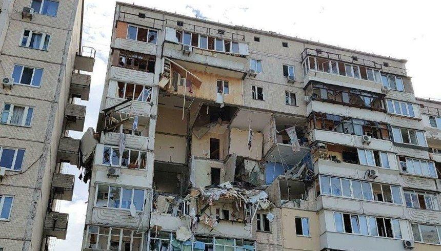 Взрыв в доме на Григоренко: Киев готов выделить 30 млн грн на новое жилье для пострадавших