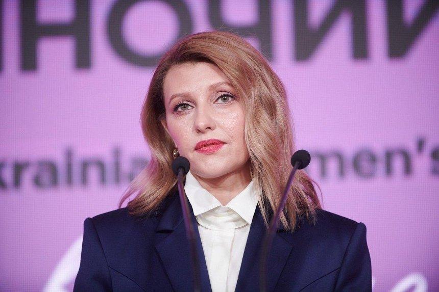 Елену Зеленскую госпитализировали из-за коронавируса