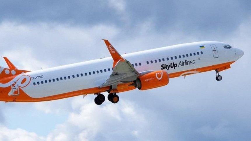Авиакомпания SkyUp открыла продажу билетов на внутренние рейсы
