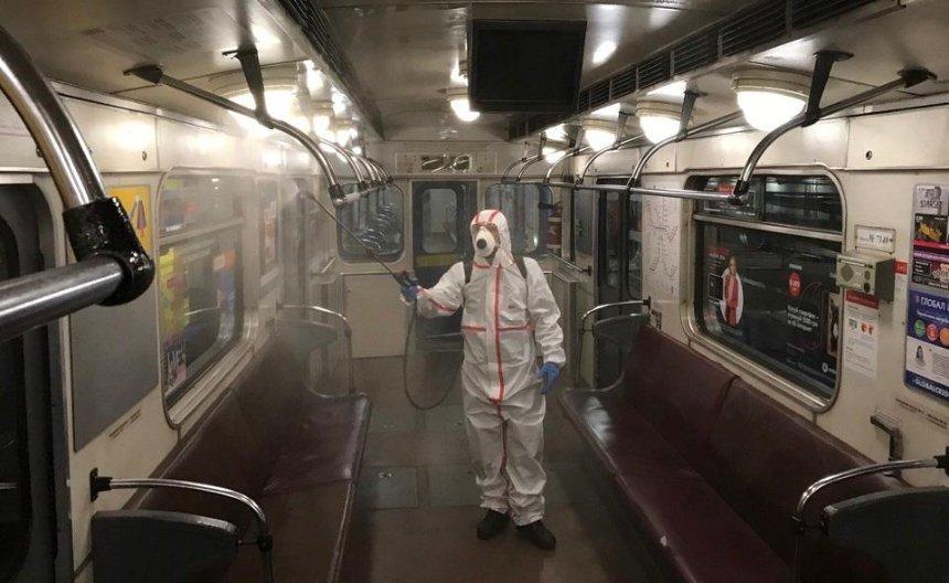 В Кабмине не исключают закрытия столичного метро из-за коронавируса