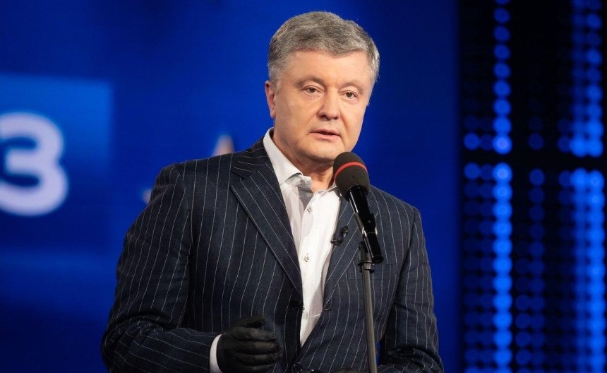 Порошенко ответил Зеленскому: «Вы мне не враг, я с вами не борюсь»