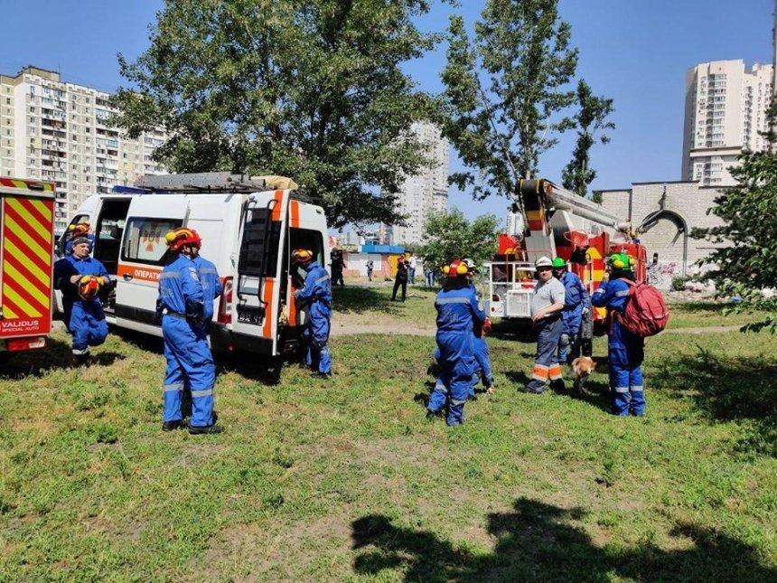 Взрыв на проспекте Григоренко: спасатели нашли тела двух погибших