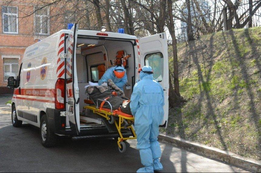 ВУкраине выросло количество пневмоний игоспитализированных сCOVID-19,— МОЗ