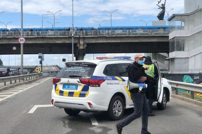 Главное за 1 июня: «минирование» моста Метро, автофиксация нарушений ПДД и смягчение карантина