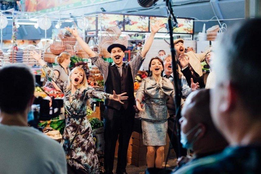 Главное за 23 июня: опера на Житнем рынке, льготный проезд в Киеве и Украина в «красной зоне»