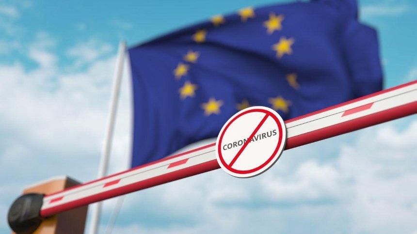 ЕС продолжил запрет на въезд для иностранцев до июля