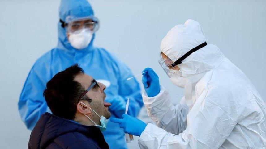 В Киеве зафиксировано 72 новых случая заболевания коронавирусом