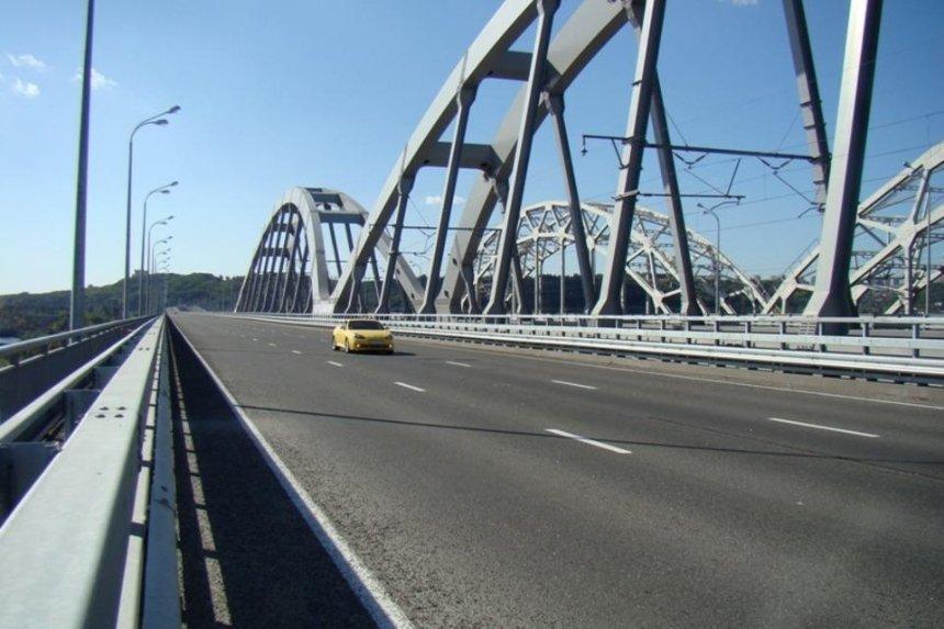 В Киеве хотят построить новую магистраль