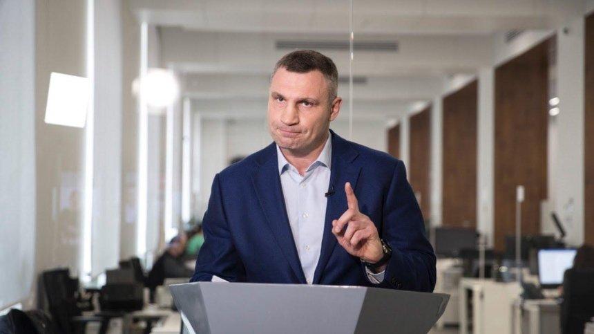 Киев не может перейти к следующим этапам ослабления карантина, — Кличко