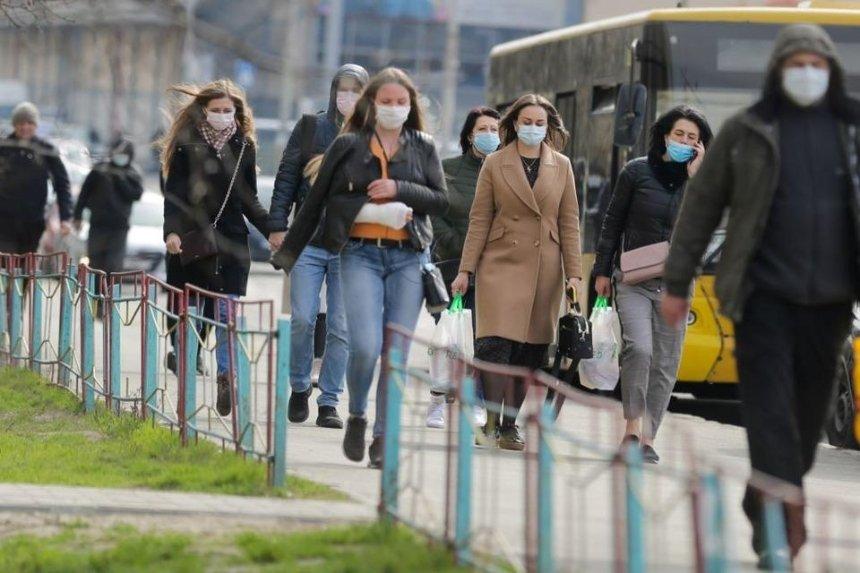 В Киеве из-за высокой заболеваемости COVID-19 могут не ослабить карантин