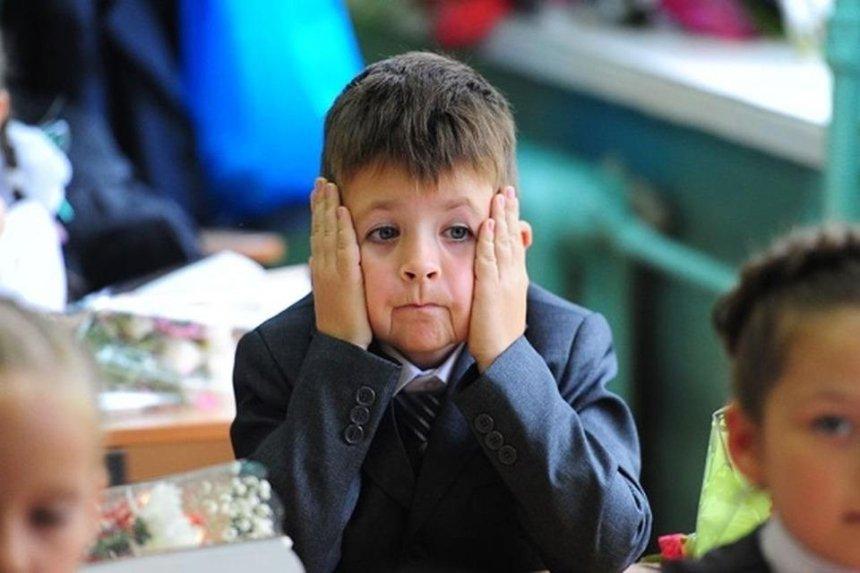 В КГГА рассказали, сколько детей в Киеве уже зачислили в первые классы