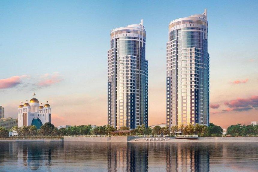 «Киевгорстрой» ввел в эксплуатацию три ЖК «Укрбуда»