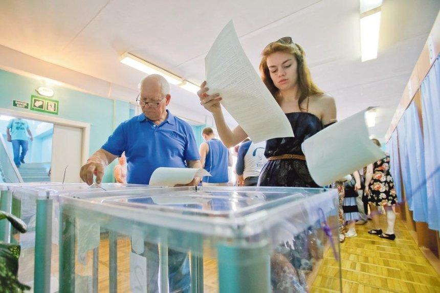 В Украине разрешили голосовать без прописки