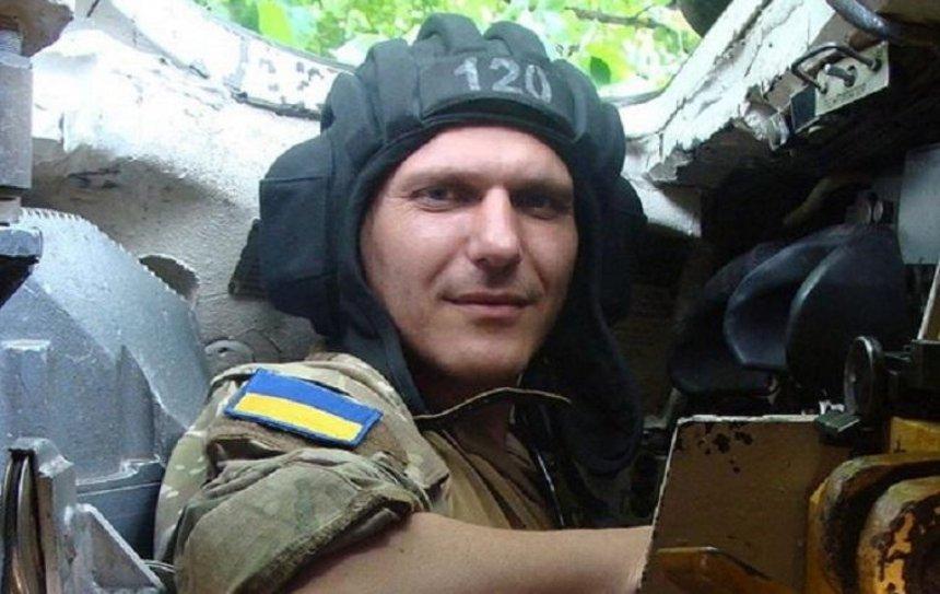 В Киеве скончался волонтер АТО Виталий Панич