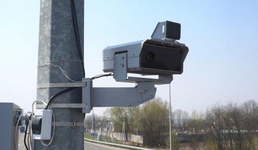 За год работы камер количество нарушений на дорогах уменьшилось в 8 раз