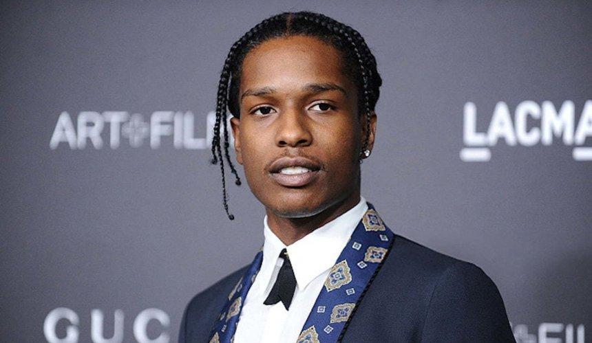 A$AP Rocky снял документальный фильм освоем аресте вШвеции