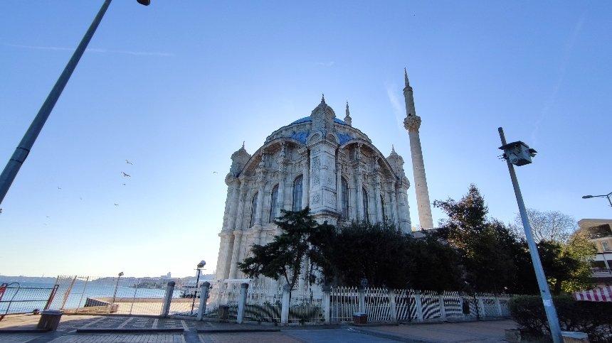 Мечеть возле Босфорского моста