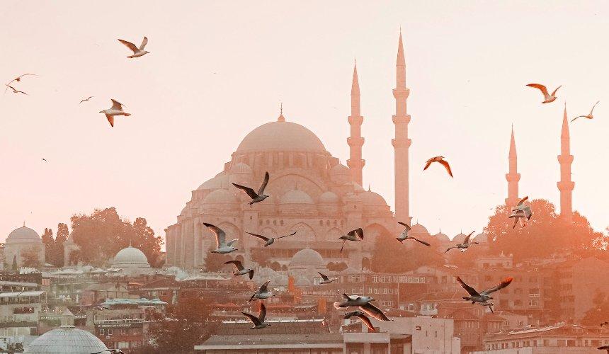 Без шума и пыли. Поездка в Стамбул в разгар локдауна